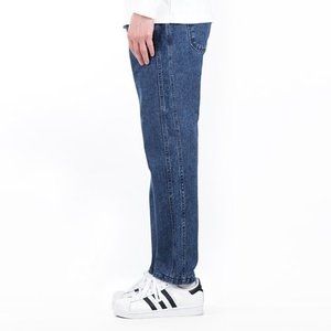 TRMARK WIDE TAPERED SEAM DENIM BLUE